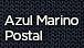 Azul Marino Postal